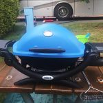 Best Barbecue for RV Living – Weber Q1200 Review